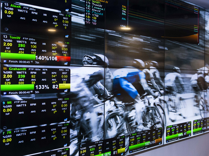 One-month Athlete Lab Membership - Indoor Cycling