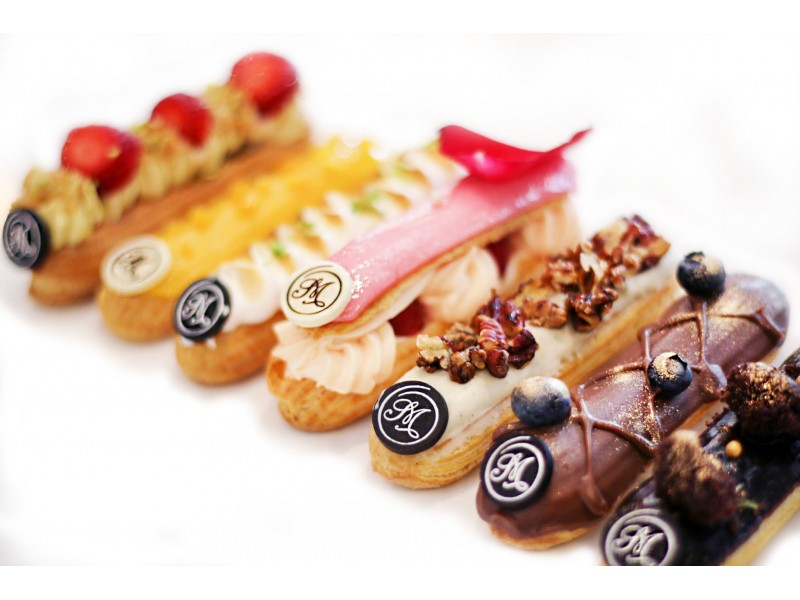 Pastry Delights for Two at L'ECLAIR BY SARAH MICHELLE