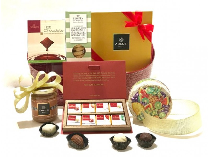 Celebration Hamper by Le Chocolatier
