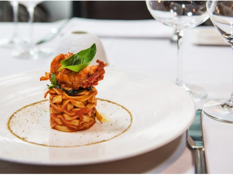 Four Course Dining For Two at OSO Ristorante
