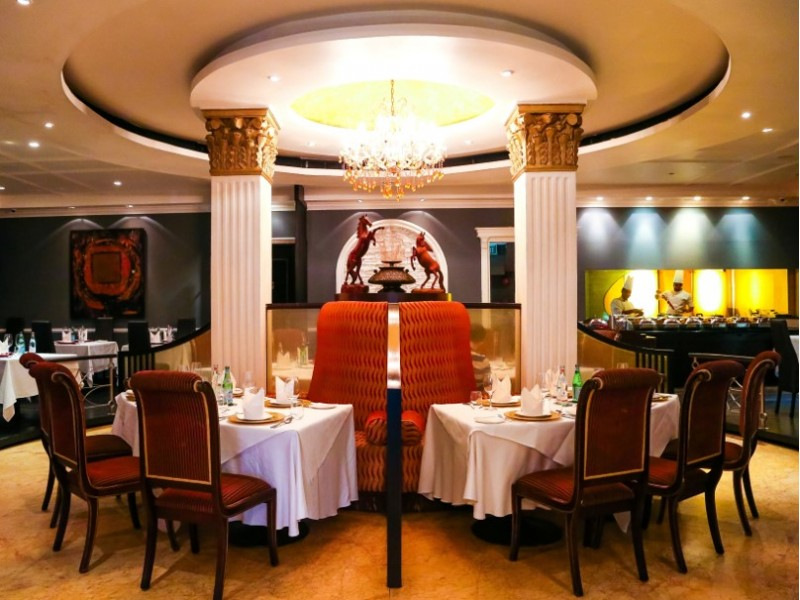 Dining for Two at The Song of India