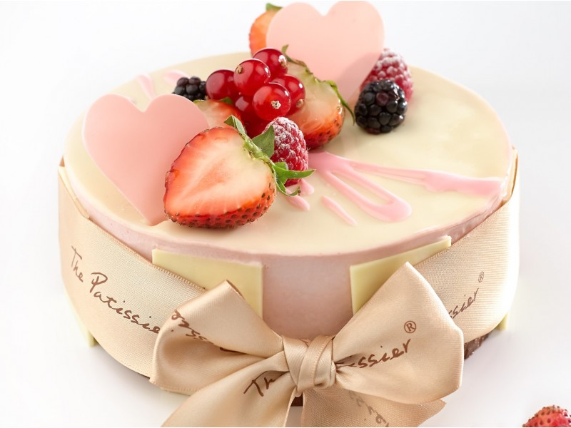 Handcrafted Cake by The Patissier
