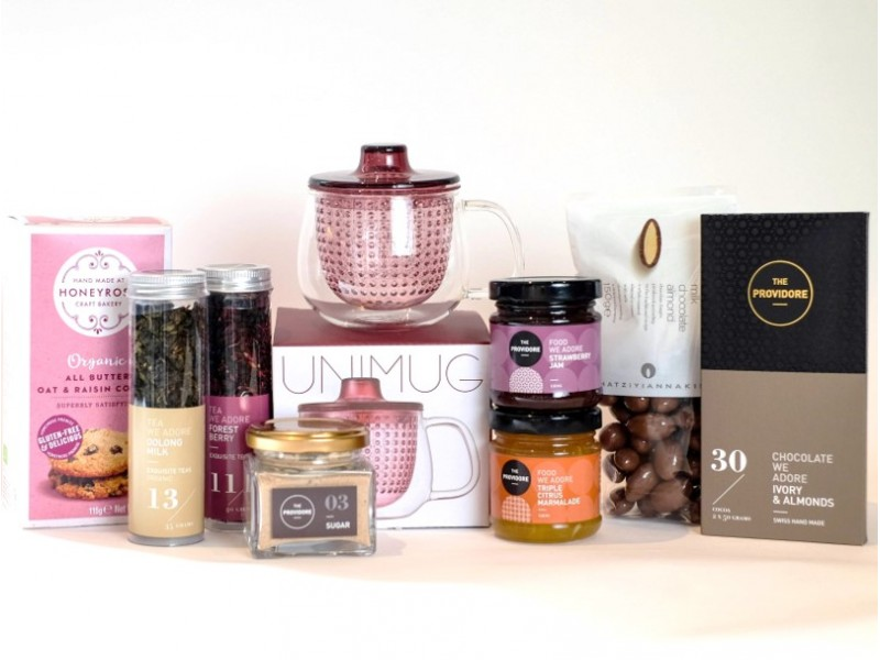 Gourmet Tea Set Hamper by The Providore