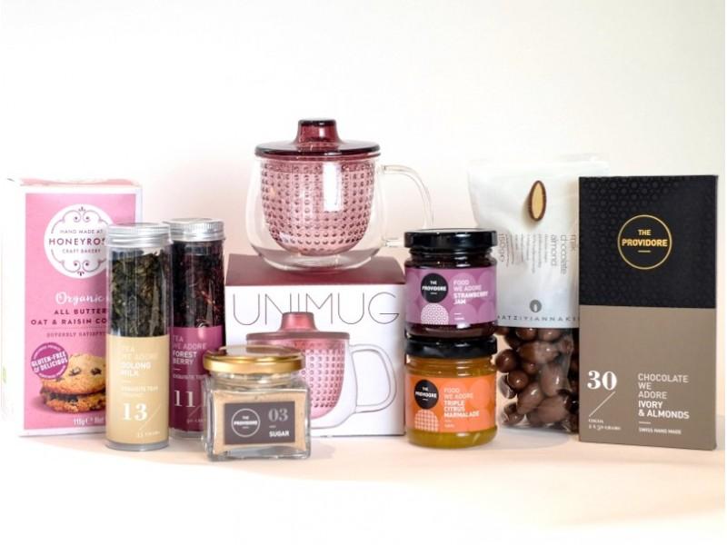 Gourmet Tea Set Hamper by The Providore