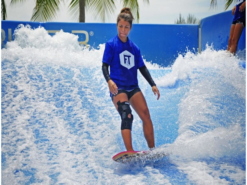 1-hour FlowRider Experience at Wave House Sentosa