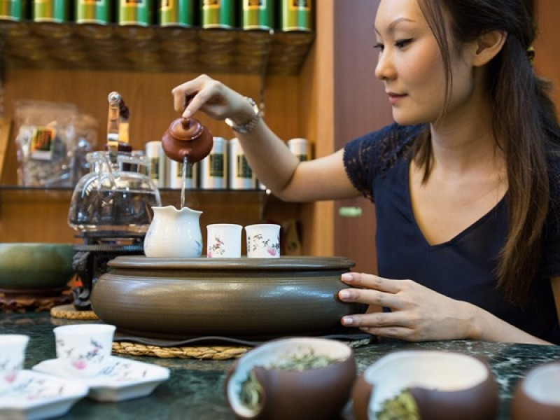 Tea Appreciation Workshop at Teahouse by Yixing Xuan