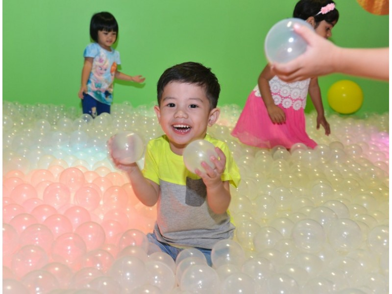 Family Admission to eXplorerkid (3 - 12 years old)