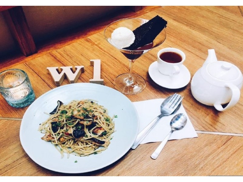 Dining for Two at Wimbly Lu at Tyrwhitt