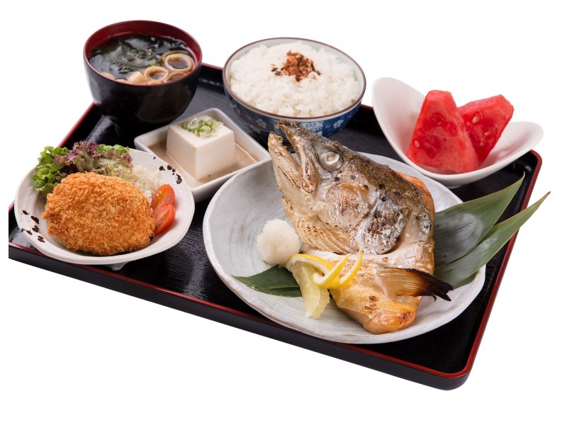 Teishoku Set Meal for One By Issho Izakaya