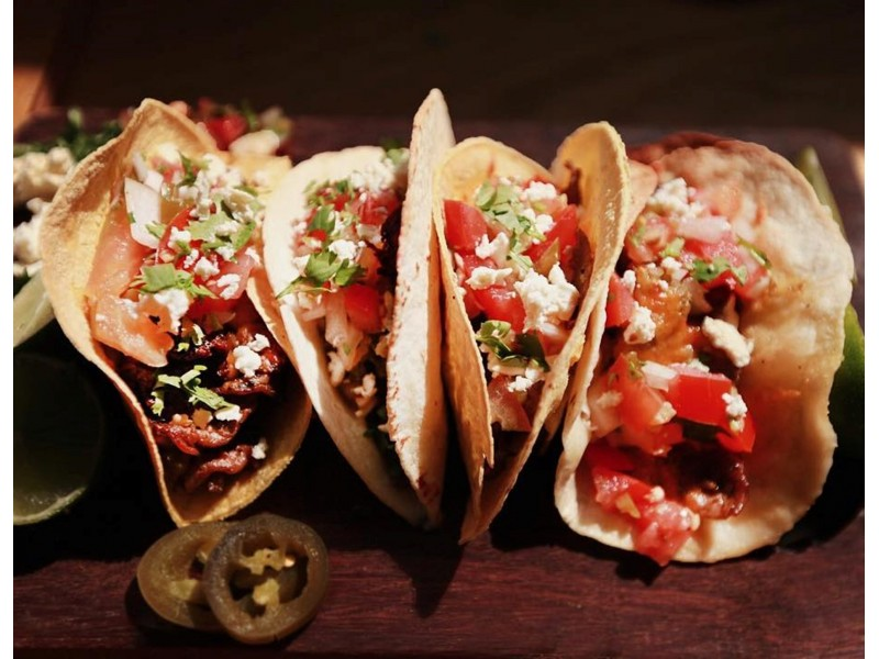 Mexican Delights for Two at Afterwit