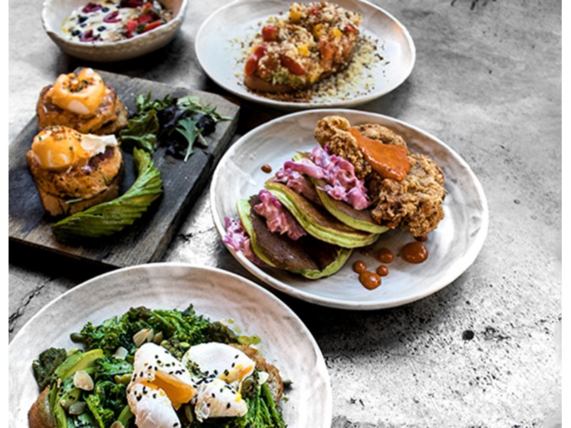 Weekend Brunch for Two at Alter Ego