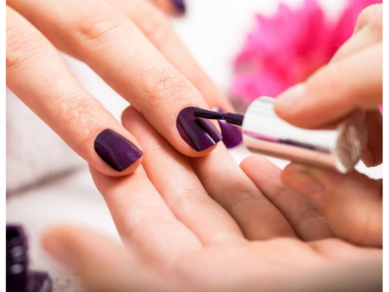 Gelish Manicure & Pedicure for One by The Outcall Spa