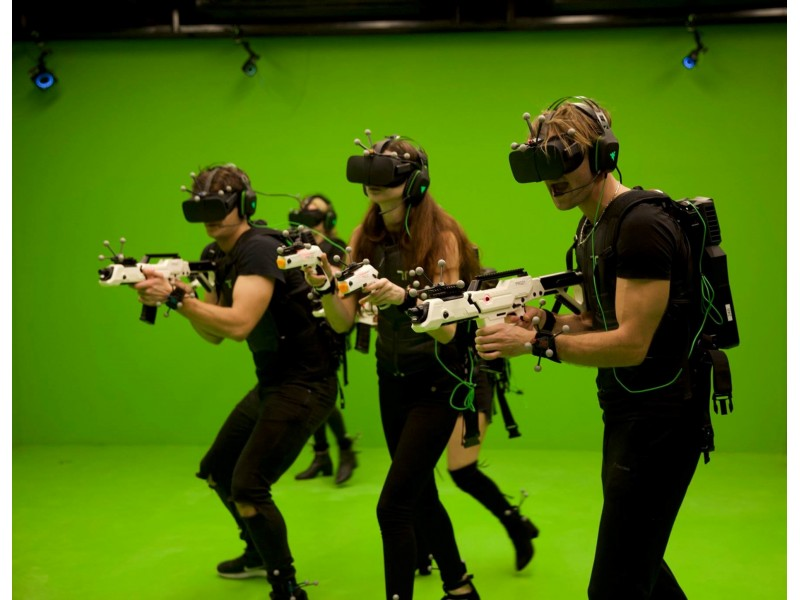 VR Experience for Two at Sandbox VR Singapore (Peak)
