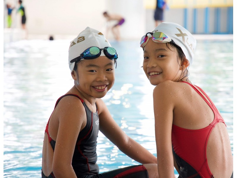 Learn To Swim (Four Classes) for One Child by Sportslab