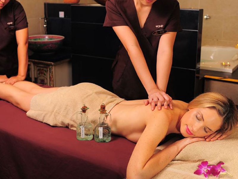 Pamper for One at AFOND Spa