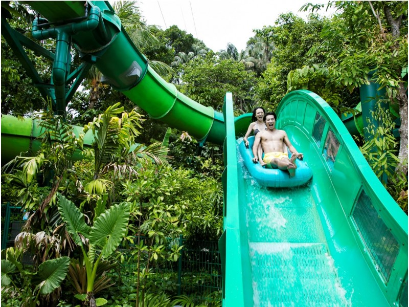 Adventure Cove Waterpark (Adult Pass)