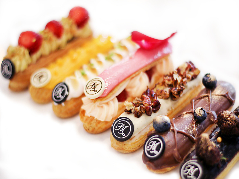 Sweet Treats for Two at L'ECLAIR BY SARAH MICHELLE