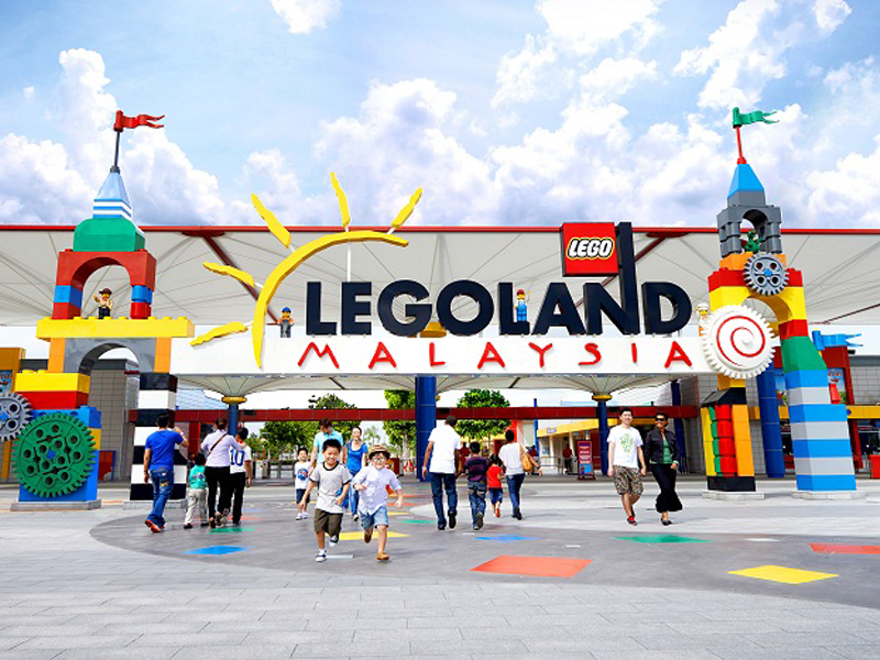 Legoland  (Theme & Water Combo) - (Adult Ticket)