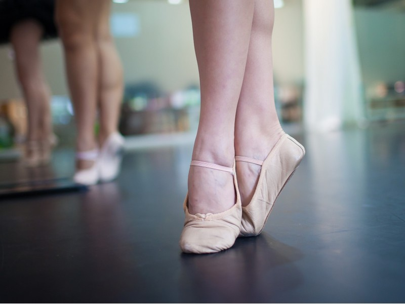 Introductory Ballet Class for One at Wings To Wings
