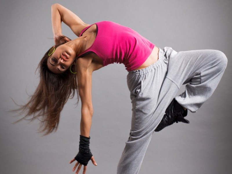 Introductory Hip Hop for One at Wings To Wings