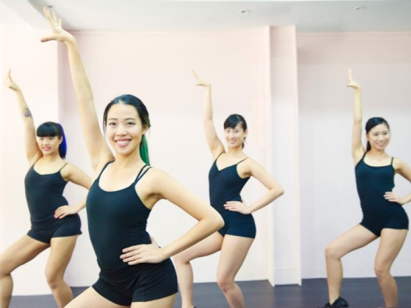 Introductory Jazz Dance Class for One at Wings To Wings