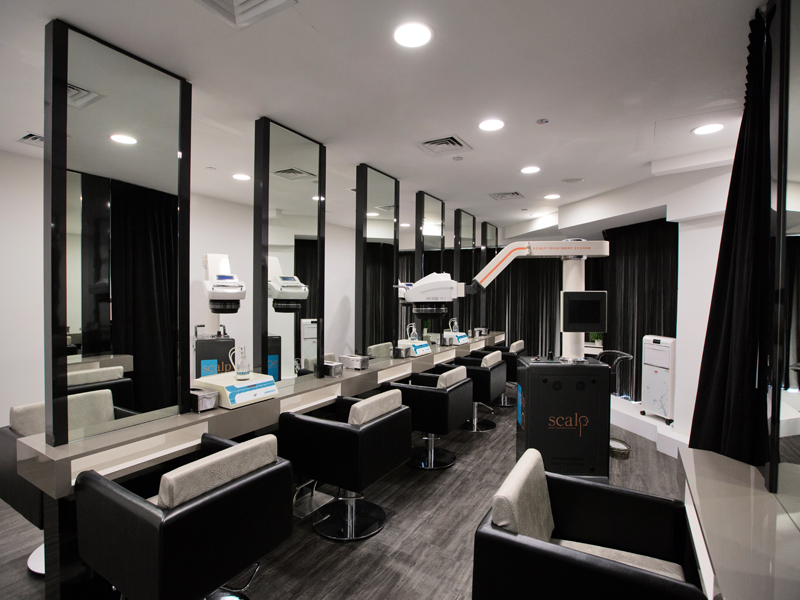 Pamper Session at DRx Singapore