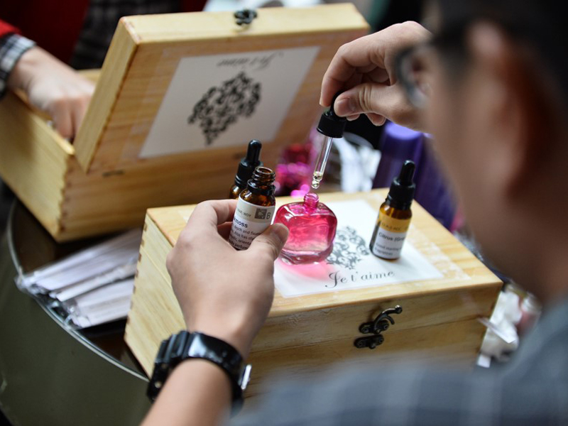 Perfume Making Workshop for Two