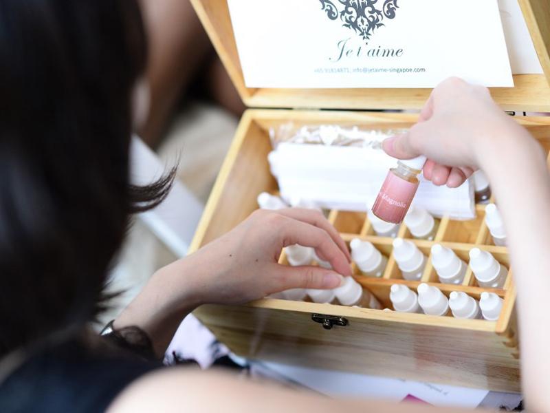 Family Perfume Making Workshop